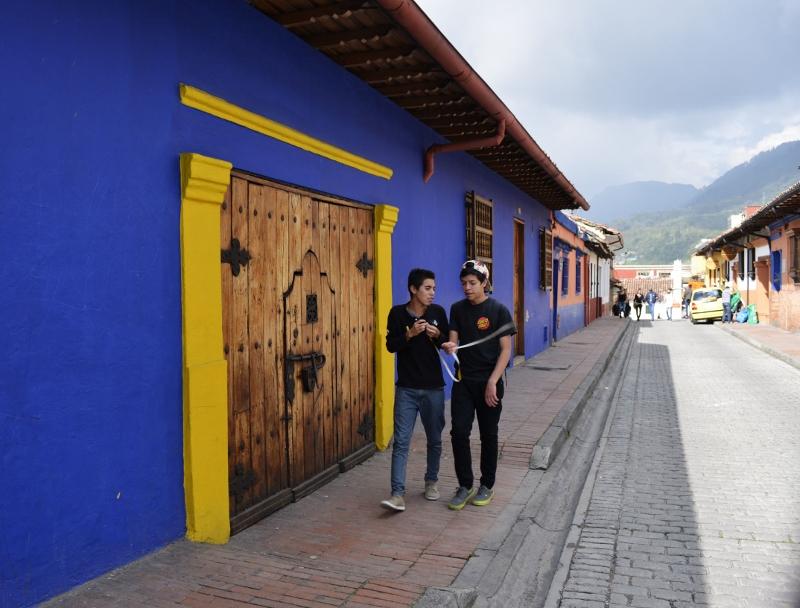 Bogota les amis